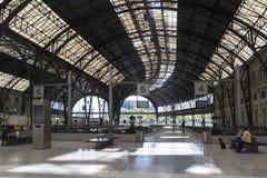 Вокзал в Барселоне Стоковая Фотография RF