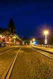 Вокзал Джима Thorpe Стоковое Изображение RF