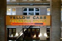 Вокзал Мемфис Amtrak, Теннесси Стоковая Фотография