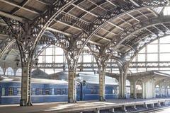Вокзал металла Стоковая Фотография RF