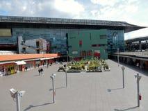 Вокзал Рима - Tiburtina Стоковое Изображение RF