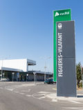 Вокзал Фигераса Стоковое фото RF