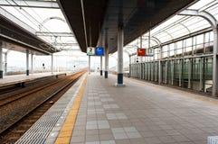 Вокзал Японии Стоковое Изображение