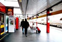 Вокзал Стоковое фото RF