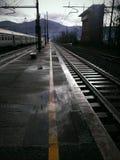 Вокзал Стоковая Фотография
