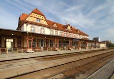 Вокзал Стоковые Изображения