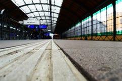 Вокзал Стоковые Фото