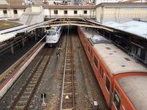 Вокзал Стоковое Изображение
