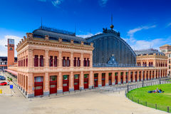 Вокзал Atocha стоковое изображение rf