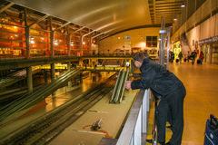 Вокзал Castellon Стоковое фото RF