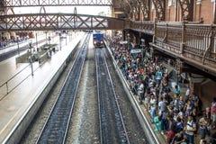 Вокзал Luz Стоковое фото RF