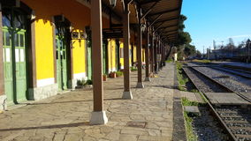 Вокзал Volos Стоковое Изображение RF