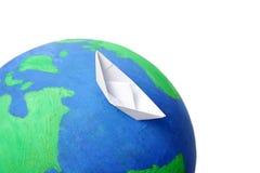 вокруг мира Стоковое фото RF