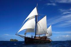 вокруг мира sailing Стоковые Изображения