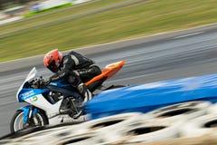 Вокруг чемпионата 3 до 2017 Superbike финансов мотора Yamaha австралийского Стоковые Фото