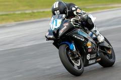 Вокруг чемпионата 3 до 2017 Superbike финансов мотора Yamaha австралийского Стоковое Фото
