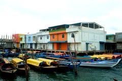 Вокруг Belakang Padang 1 Стоковое Фото