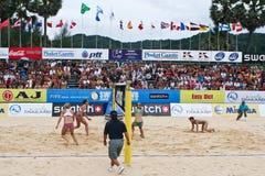 волейбол игроков Стоковые Фото