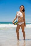 волейбол Стоковое Фото