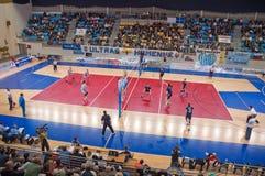 волейбол slovak выпускных экзаменов стоковые фото