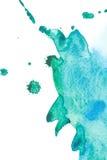 волна акварели выплеска моря бесплатная иллюстрация