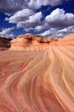 Волна, Аризона Стоковое Фото