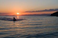 волна бегунка Стоковая Фотография RF