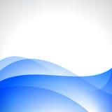 волна вектора Стоковое Изображение RF