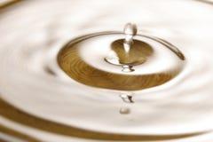 волна воды 004 Стоковая Фотография