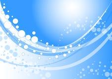 волна воды Стоковое Изображение RF