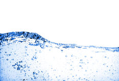 волна воды Стоковое Фото