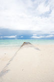 волна выключателя пляжа тропическая Стоковое Фото