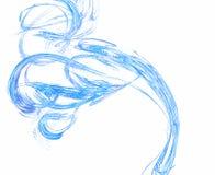 волна иллюстрации Стоковая Фотография RF