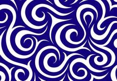 волна картины Стоковые Фото