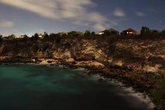 Волна ночи Стоковые Изображения