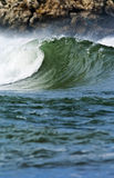 волна океана Стоковое Фото