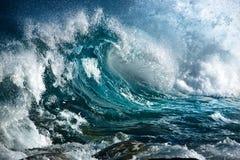 волна океана Стоковые Изображения