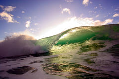 волна океана 6 Стоковые Изображения RF