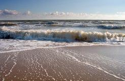волна песка Стоковое Изображение