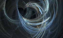 волна предпосылки Стоковая Фотография RF