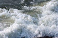 волна прибоя моря Стоковые Изображения RF