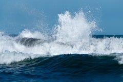 Волна прибоя Стоковые Изображения RF