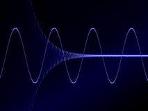 волна сини III Стоковые Фотографии RF
