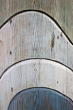 волна текстуры деревянная Стоковое Фото