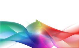 волна цвета Стоковые Изображения RF