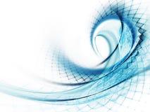Волна цифров Стоковое Изображение