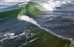 волна шторма weatherring стоковое изображение rf