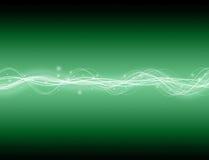 волна энергии Стоковое фото RF