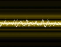 волна энергии Стоковое Изображение RF