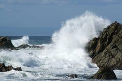 волна breake Стоковое Фото